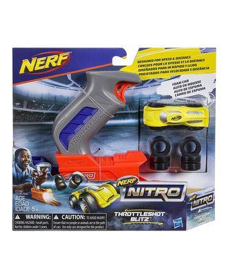 Nerf Nitro Throttle Shot Blitz