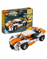Lego Creator Sunset Track Racer Building Blocks, Age 7+
