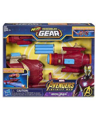 Avengers Assembler Gear Iron Man, Age 5+