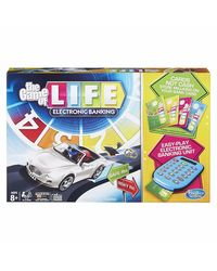Hasbro Games Game Of Life Electronic Banking, Age 8+