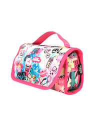 Party Girl Multipurpose Pencil Case, pink
