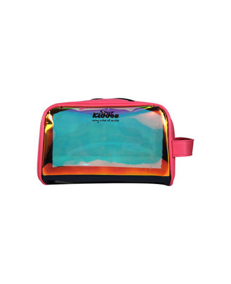 Fancy See Through Pouch, multi