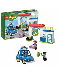 Lego Duplo Ploce Station Building Blocks, Age 2+