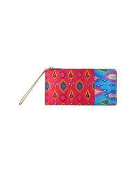 Wallets And Clutches: W01-528, multicolour, multicolour