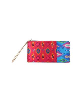 Wallets And Clutches: W01-528, multicolour, multicolour