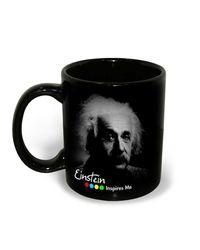 Einstein - Life Is Like Bicycle Mug