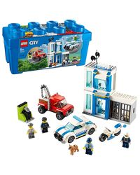 LEGO Police Brick Box, Age 5+