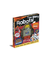 Too Many Robots: Make Them Mix Them Mash 'Em Up, multi