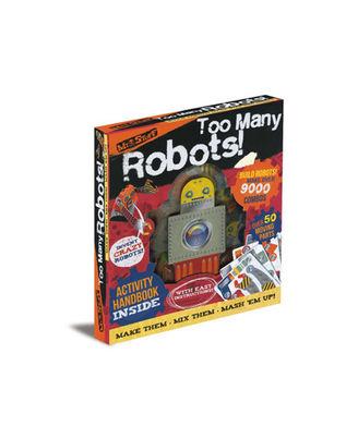 Too Many Robots: Make Them Mix Them Mash  Em Up, multi