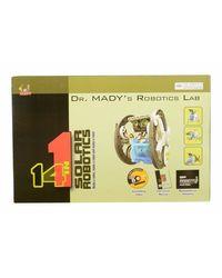 Dr. Mady 14 In 1 Solar Robotics, Age 8+