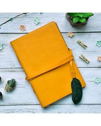 Tranquility Orange Mindfulness Journal, orange