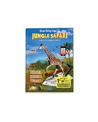Smartivity Edge Jungle Safari Augmented Reality Colouring Sheets, Age 3+