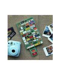 HaPPy Journey Travel Notebook, multicolour
