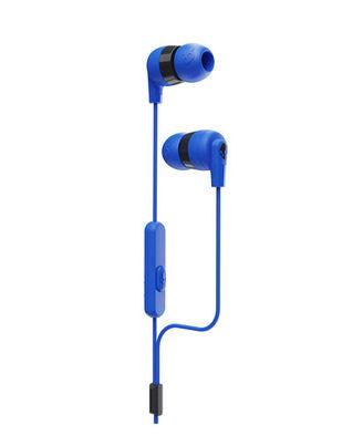 Skullcandy Inkd Plus In-Earphone With Mic (Cobatt/Blue)