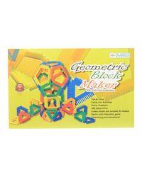 Dr. Mady Geometric Block Maker, Age All
