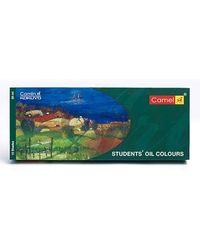 Student Oil Colours Tps Soc Box (20ml X 12 Shades)