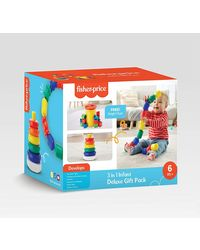 Fisherprice 3-In-1 Infant Deluxe Giftpack, Age 1 To 3 Years