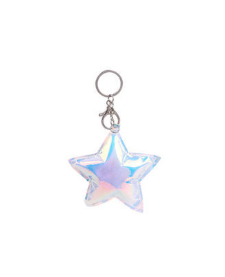 Hamster London Keychain Star Shiny, multicolour