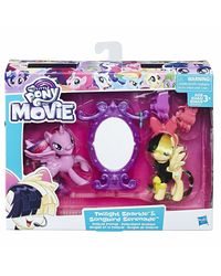 My Little Pony E0996 Songbird Serenade Fashion Doll