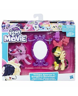 My Little Pony E0996 Songbird Serenade Fashion Doll