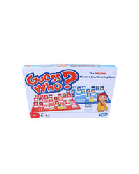 Hasbro Games Guess Who Fs Classic, Age 6+