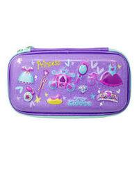 Princess Small Pencil Case Purple
