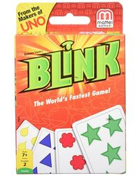 Reinhards Staupe Blink Card Game, Age 7+