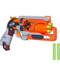 NERF Guns Zombie Strike Hammershot Blaster, Age 8+