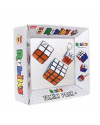 Rubiks Family With Key Chain, Age 6 To 8 Years