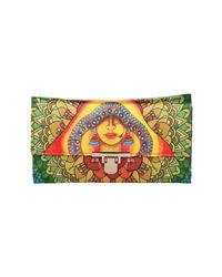 Wallets And Clutches: W06-25, multicolour, multicolour