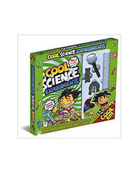Cool Science Experiments Kit, multi