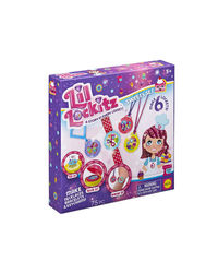 Alex Toys Diy Lil Lock-Itz Sweets Set, Age 5+