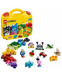 Lego Classic Creative Suit Case Building Blocks, Age 4+