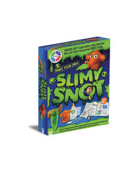 Make Your Own Slimy Snot, na