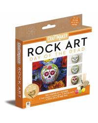 Craftmaker Rock Art Day Of The Dead, multi