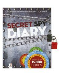 Secret Spy Diary (lock & key)