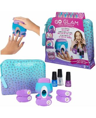 Go Glam Nail Stamper Printer, Age 8+