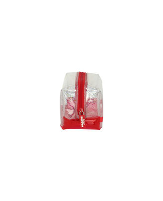 Smily Translucent Utility Pouch, multi