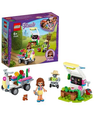 LEGO FRIENDS: Olivia s Flower Garden, Age 6+