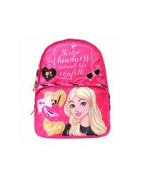 Barbie Shine Pink Reversible School Bag 41 cm