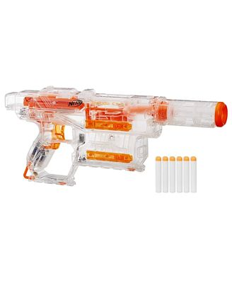 NERF Guns Modulus Shadow Ics 6 Blaster, Age 8+