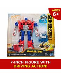 Transformers Bumblebee Energon Igniters Nitro Series - Optimus Prime, Multi Color