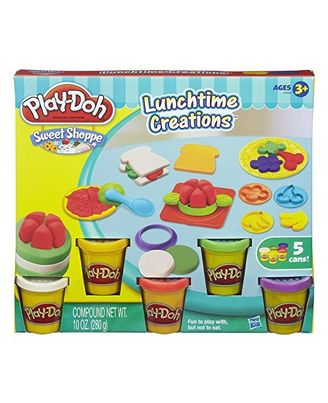Play-Doh Sweet Shoppe Lunchtime Creations Set, Ages 3 and Up