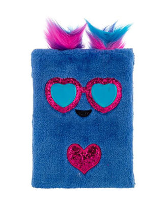 Blue Owl Pencil Case, mix