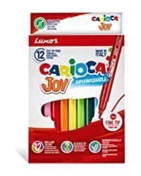 Carioca Joy_ Superwashable Pen 12 Color