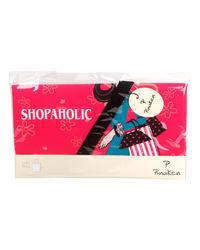 Shopaholic Tote Bags Canvas