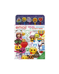 Emoji: Drawing Colouring And Activity Book, na