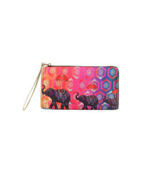 Wallets And Clutches: W01-160, cobalt blue