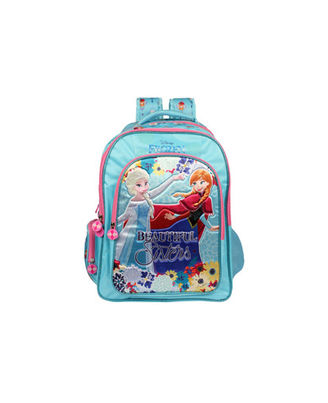 Frozen Beautiful Sisters Blue Soft Bag 46 cm