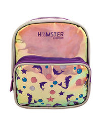 Hamster London Small Backpack Mermaid